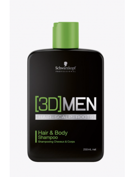 [3D] Men Hair and Body Shampoo 250ml-20